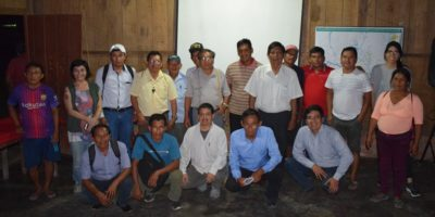 Comunidades indígenas de Loreto cuentan con información científica sobre posibles impactos de la Hidrovía Amazónica