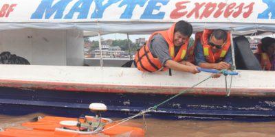 CITA de UTEC obtiene fondo internacional para desarrollar estudio sobre impacto de las infraestructuras en ríos de la Amazonía