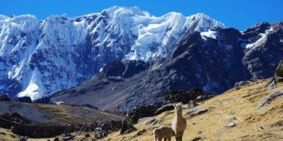 Círculos de Investigación en Glaciares, liderados por CITA obtienen subvención del Fondo Newton-Paulet
