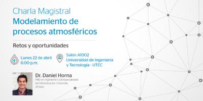 (Español) Charla Magistral: Modelamiento de procesos atmosféricos