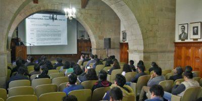 Dos proyectos de investigación en glaciares del CITA fueron presentados en la ciudad del Cusco