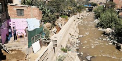 (Español) Cuenca del río Rímac cuenta con nueva Estación LSPIV que permitirá su monitoreo y reducción del riesgo de desastres