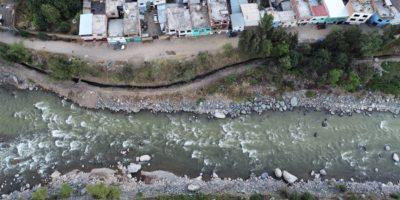 (Español) Cuenca del río Huallaga cuenta con 3 nuevas Estaciones de monitoreo LSPIV que permitirán reforzar el sistema de alerta temprana