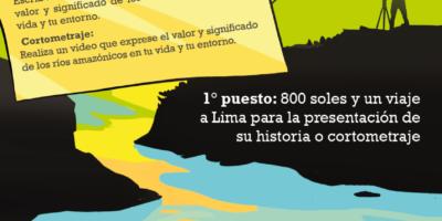 Participa del Concurso universitario en Iquitos de Historias y Cortometrajes del Río