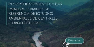 Investigación científica para la generación de propuestas sostenibles para proyectos de infraestructura en la Amazonía